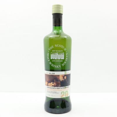 SMWS 66.158 Ardmore 20 Year Old