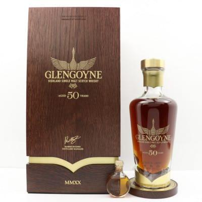Glengoyne 1968 50 Year Old