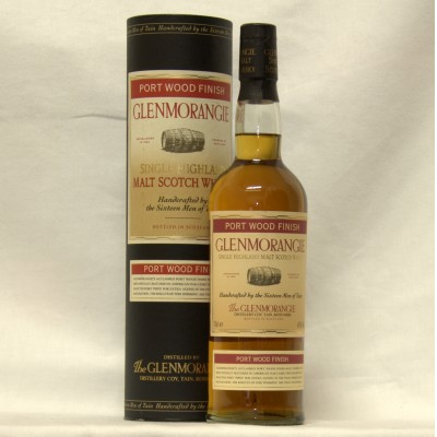 Glenmorangie Port Wood