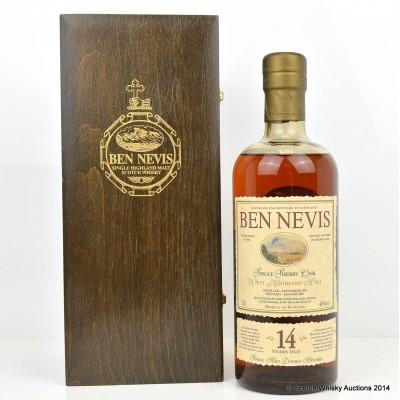 Ben Nevis 14 Year Old Single Cask