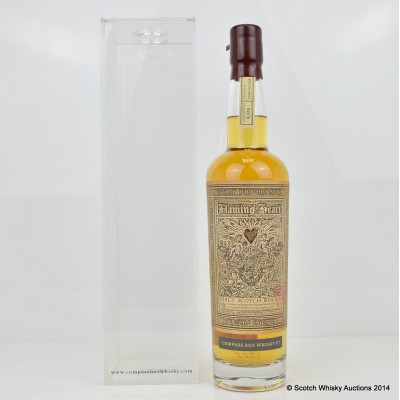 Compass Box Flaming Heart 2010 10th Anniversary