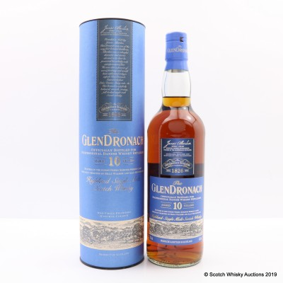 GlenDronach 10 Year Old 'Luke Skywalker' Danish Release
