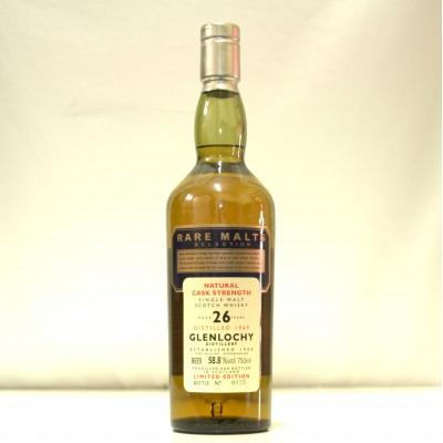 Rare Malts Glenlochy 26