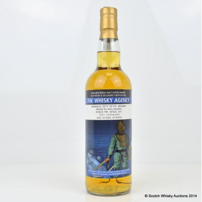 Ben Nevis 1995 18 Year Old The Whisky Agency