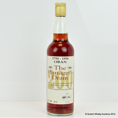 Scotch Whisky Auctions The 44th Auction Manager 39 S Dram