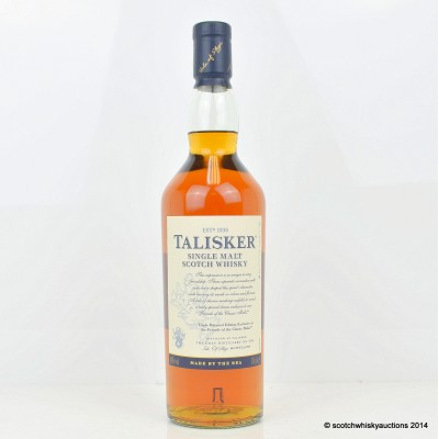 Talisker Triple Matured Edition For Friends Of The Classic Malts