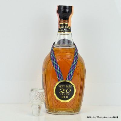 The Real Mackenzie Very Rare 20 Year Old 75cl