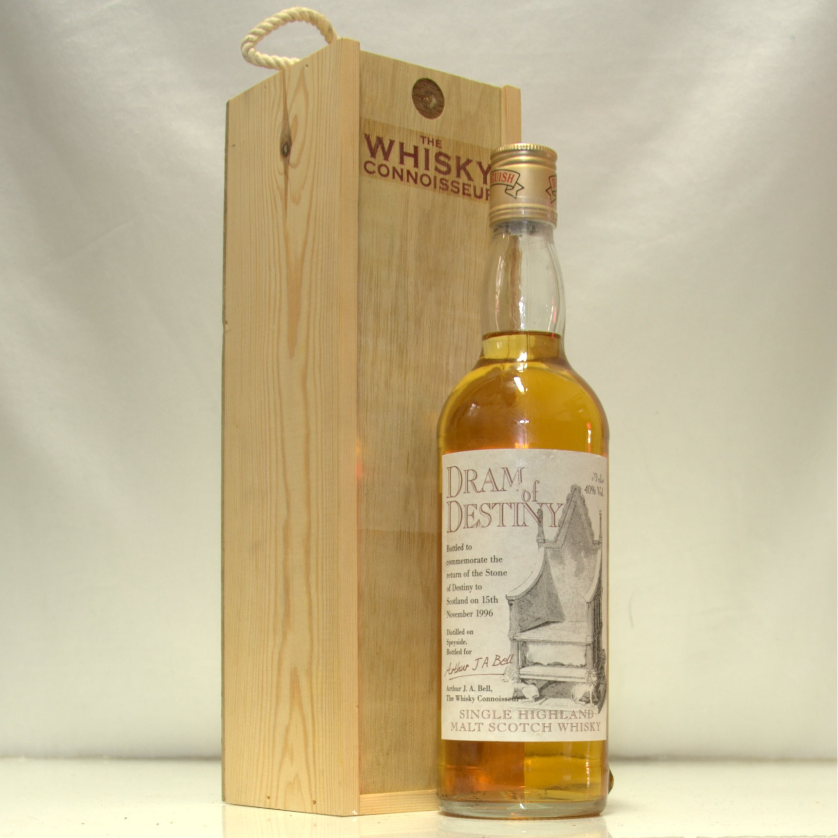 Scotch Whisky Auctions The 14th Auction Dram Of Destiny