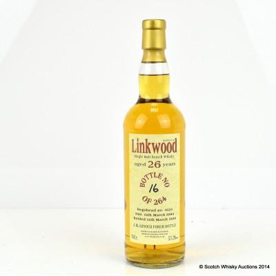 Linkwood 1984 26 Year Old Bladnoch Forum
