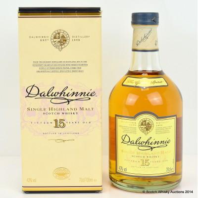 Dalwhinnie 15 Year Old