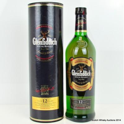 Glenfiddich Special Reserve 1L