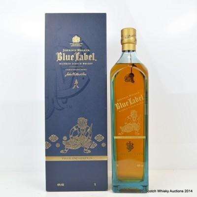 Johnnie Walker Blue Label Thailand Edition 1L
