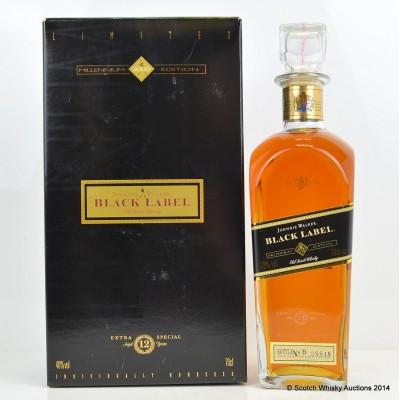 Johnnie Walker Millennium Edition Black Label