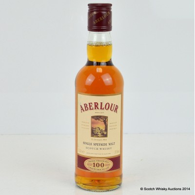 Aberlour 100 Proof 33.33cl