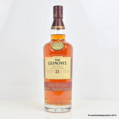Glenlivet Archive 21 Year Old 75cl
