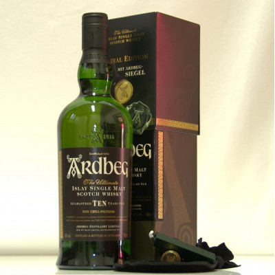 Ardbeg 10 Tribal