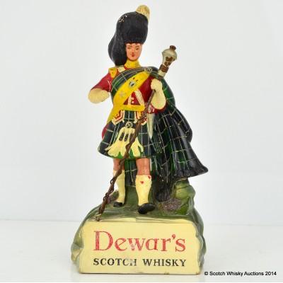 Dewar's Solider Figurine