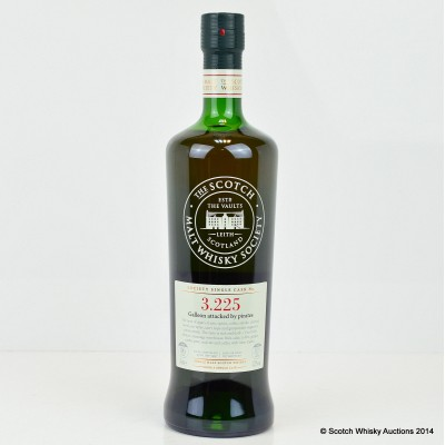 SMWS 3.225 Bowmore 1997 16 Year Old