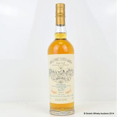 Port Charlotte 2002 12 Year Old Royal Mile Whiskies