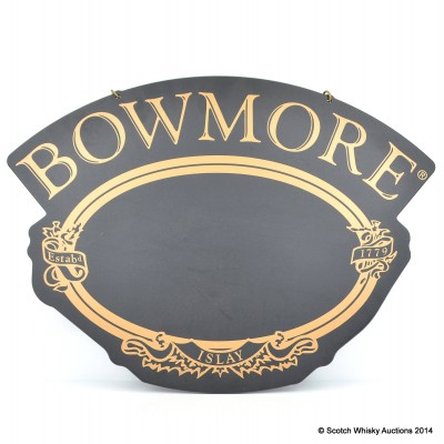 Bowmore Blackboard