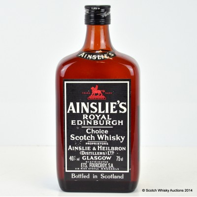 Ainslie's Royal Edinburgh 75cl