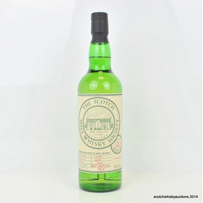SMWS 28.4 Tulbardine 1992 10 Year Old