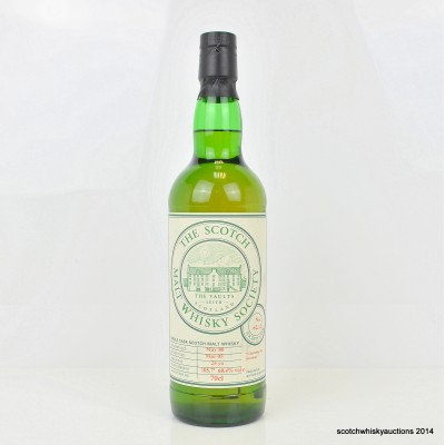 SMWS 62.12 Glenlochy 1980 24 Year Old