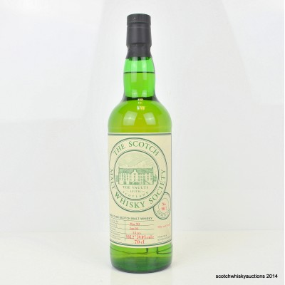 SMWS 90.7 Pittyvaich 1990 13 Year Old