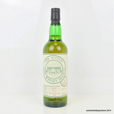 SMWS 99.8 Glenugie 1980 24 Year Old