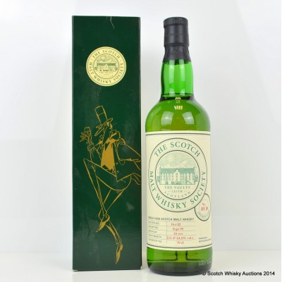 SMWS 49.10 Linlithgow 1982 16 Year Old