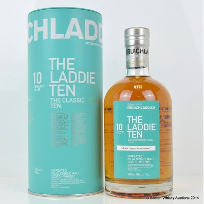 Bruichladdich Laddie Ten 10 Year Old I Was There