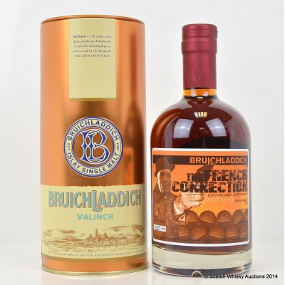Bruichladdich Valinch The French Connection 50cl