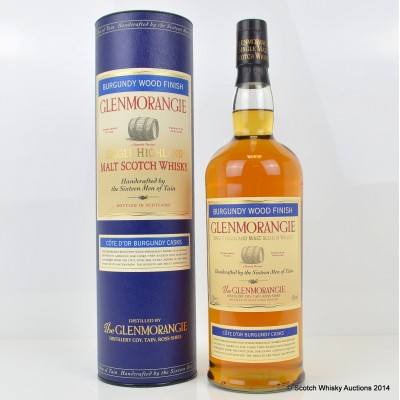 Glenmorangie Burgundy Wood Finish 1L