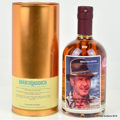 Bruichladdich Valinch The Temple Of Drams 50cl