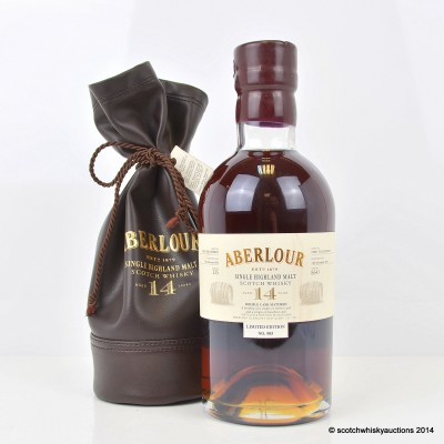 Aberlour 1992 14 Year Old Limited Edition 005