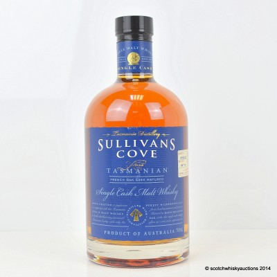 Sullivans Cove French Oak Cask #HH0425