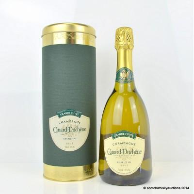 Canard Duchene Brut Champagne 75cl