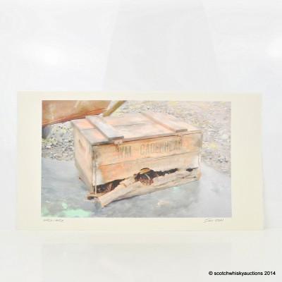 Cadenhead's Wooden Crate Ian Gray