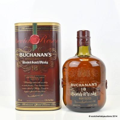 Buchanan's 18 Year Old