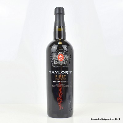 Taylor's First Estate Reserve Port 75cl