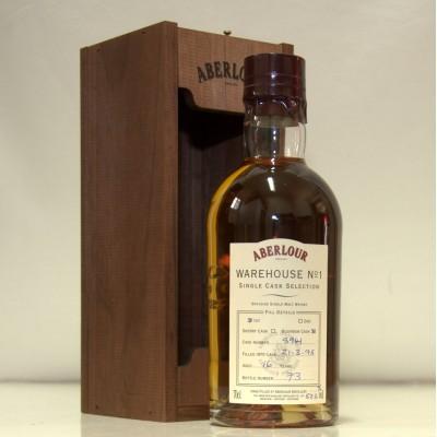 Aberlour Single Bourbon Cask