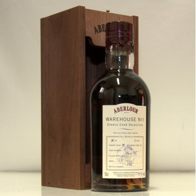 Aberlour Single Sherry Cask
