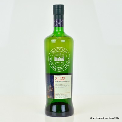 SMWS 3.222 Bowmore 13 Year Old 2014 Homecoming Edition