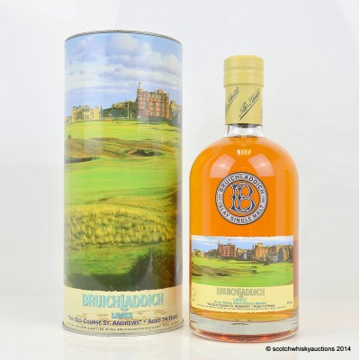 Bruichladdich Links The Old Course St Andrews 14 Year Old