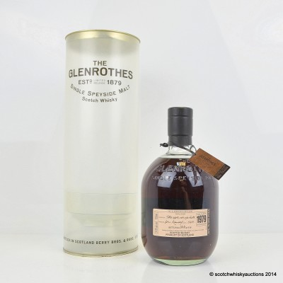 Glenrothes 1979 75cl