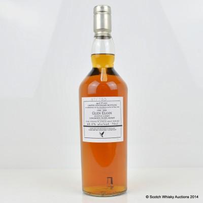 Glen Elgin Centenary Bottling 19 Year Old