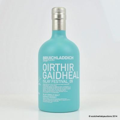 Bruichladdich Oirthir Gaidheal Feis Ile 2009 50cl