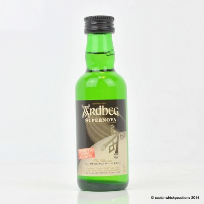 Ardbeg Supernova Committee Release SN2014 Mini 5cl