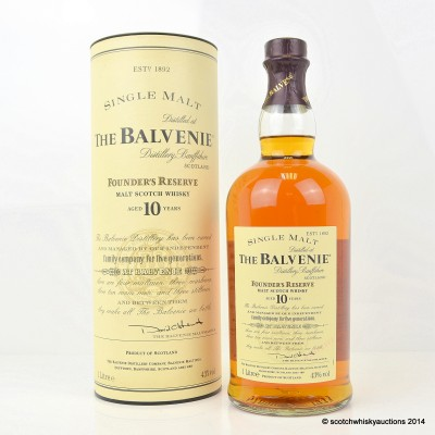 Balvenie Founder's Reserve 10 Year Old 1L