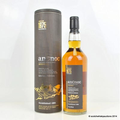 anCnoc 1975 30 Year Old